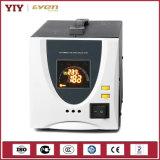 Estabilizador casero del voltaje de la televisión del generador AVR