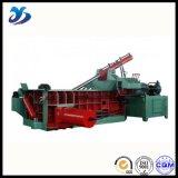 Le ce a reconnu la machine horizontale de presse hydraulique/presse de rebut en métal/presse de mitraille