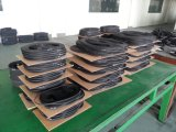 Schwarzer Gummizahnriemen für Kraftübertragung