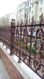 Rete fissa di alluminio della villa lussuosa di modo per la residenza del giardino