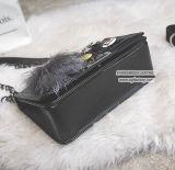 Eindeutige fantastische Abzeichen-Handtaschen-Qualität PU-lederne Schulter-Beutel für Hochschulmädchen Sy8141