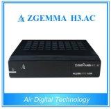 Enigma2 Linux OS Zgemma H3。 コンボDVB-S2 ATSCのチューナーセット上ボックスとのAC