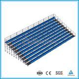 Zetel van de Tribune van het aluminium de Beweegbare voor het Spel/het Stadion van het Volleyball