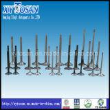 미츠비시 S6k 4G32 4G63 4G93 4G92 (MD162422, MD162423)를 위한 엔진 입구 벨브 & 배출 벨브