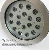 DMX RGB LED Unterwasserbrunnen-Licht, Brunnen-Lampe RGB-LED