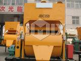 Смеситель горячего вала сбывания одиночного Forced конкретный (JDC350 и JDC500)