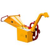 Con ce triturador montado en trituradora de madera Chipper Shredder (BRH80)