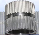 алюминиевая шестерня колеса 1.72meter прорезая активно управляемое колесо Slo пояса одновременного шкива одновременное