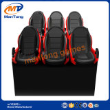 Mantong 유압 전자 테마 파크 사치품은 5D 영화관에 자리를 준다