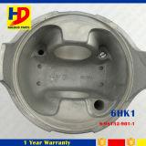 il pistone 6HK1 con il Pin misura per il motore diesel dell'escavatore parte l'OEM Nummber (5261-9010-9760)