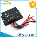 Epsolar PWM 10A Système solaire solaire, signal de circulation, lampadaire solaire, contrôleur solaire de décharge de charge de lampe de jardin