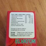 Comprimés de vitamines complexes