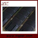 Dekking van het Spoor Handguard van het kanon de Tactische van Td Stijl 4PCS
