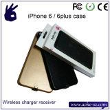 iPhoneのための携帯用無線充電器の例