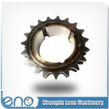 Roda dentada Chain do rolo padrão de Europa com furo do atarraxamento