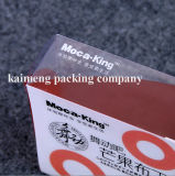 Contenitore cosmetico di plastica di PVC di stampa di colore di Pantone con il disegno di pacchetto pieghevole (casella cosmetica)