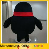 Adultos QQ Penguin Animal Costume for Promotion