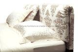 寝室の家具か現代木のダブル・ベッド(I&D-10331) 1830X2100