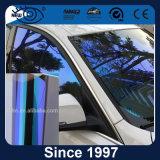 Pellicola variopinta lucida della finestra del Chameleon dell'automobile decorativa UV di riduzione