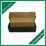 Plegado de papel corrugado caja de envío