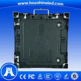Indicador video interno do diodo emissor de luz da cor cheia P4 SMD2121 da operação fácil