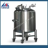 Бак для хранения санитарной Grage SUS316L нержавеющей стали Fuluke жидкостный Cream