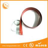 Elemento riscaldante di ceramica flessibile della piastra riscaldante della gomma di silicone