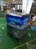 De Machine van de Lollie van het Ijs van de Structuur van het roestvrij staal in Hoge Capaciteit van 16000PCS/H
