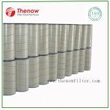 De Filters van de Patroon van het Membraan PTFE in de Industriële Collectoren die van het Stof worden gebruikt