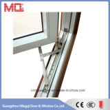 Het Openslaand raam van pvc (PVC009)