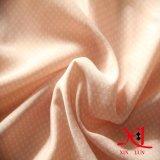 tela Chiffon del telar jacquar de 100%Polyester 50d para la alineada/la ropa