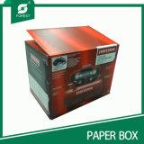 印刷を用いる平らな包装の堅い波形のカートンボックス