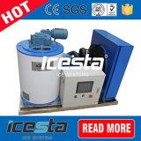 Flocken-Eis-Maschine 3 Tonnen-/Tag Luft-Kühlende für Meerestier-Industrie