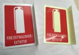PVC 소화기 표시