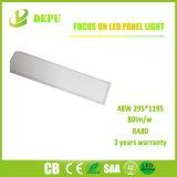 295*1195 LED Instrumententafel-Leuchte 48W 80lm/W mit TUV, Cer