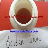 Esteroides líquidos amarillos inyectables Boldenone Undecylenate EQ de contrapeso