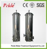 Edelstahl-Mikron-multi Kassetten-Filtergehäuse für Wasser-Filtration