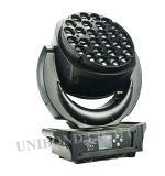 Éclairage LED principal mobile intense de zoom de lavage d'éclairage d'étape de 28PCS DEL