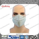 Respirador ínfimo da poeira lisa da dobra N95/máscara protetora protetora da poeira