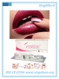 Singfiller ácido hialurónico inyectable para la cirugía cosmética