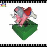Pato de Donald elétrico do carro do balanço das crianças do passeio do Kiddie do parque de diversões