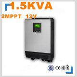 1.5kVA 1200W van de Dubbele Hybride Omschakelaar MPPT van het Net