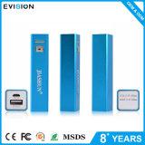 Batería elegante azul 26000mAh de la potencia del precio de fábrica para la nota de Lenovo K3
