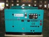 Conjunto de generador diesel silencioso inferior de la consumición de combustible 200kw Deutz