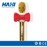 Microfone Lapel com Condensador de Karaoke com Bluetooth sem fio de alta qualidade