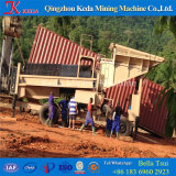 高性能のパテント(1-500t/h)の移動可能な砂鉱の金の採鉱設備