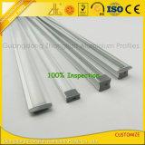 Perfil de alumínio do diodo emissor de luz para as tiras de alumínio do perfil do diodo emissor de luz