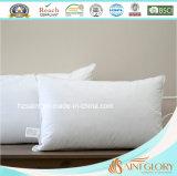 Il coperchio decorativo del cotone dell'hotel classico giù mette le piume al cuscino