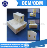 Trituração feita sob encomenda da fabricação/estaca/giro/fazer à máquina de dobra do CNC do plástico PA6 da elevada precisão