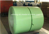 Bobina ondulada de aço galvanizada Prepainted aço da folha da telhadura do metal